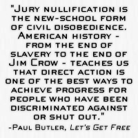 jury nullification and its effects on black america
